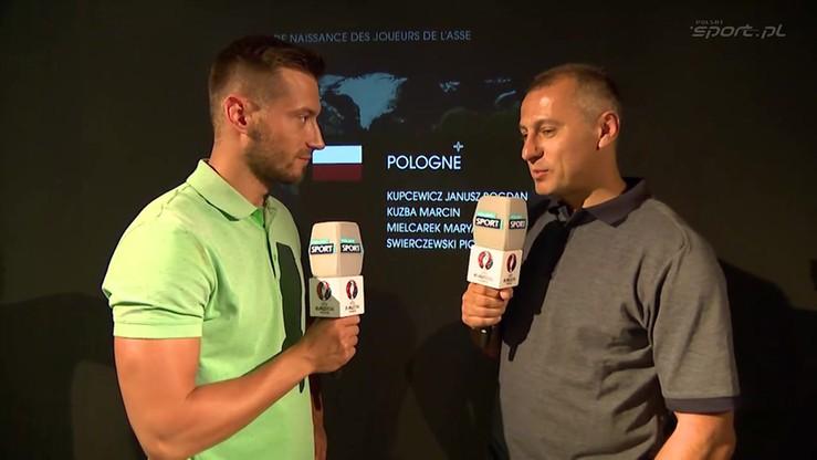 Świerczewski: Zidane'a poznałem na boisku. Prawie się pobiliśmy!