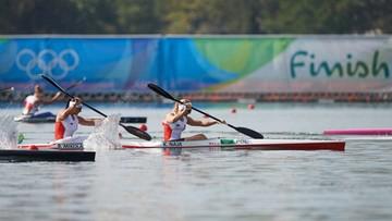 16-08-2016 14:33 Mamy kolejny medal! Kajakarki Mikołajczyk i Naja trzecie na 500 metrów