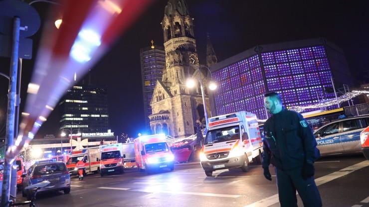 """""""Wczoraj stałam w tym miejscu"""". Polscy politycy komentują wydarzenia w Berlinie"""