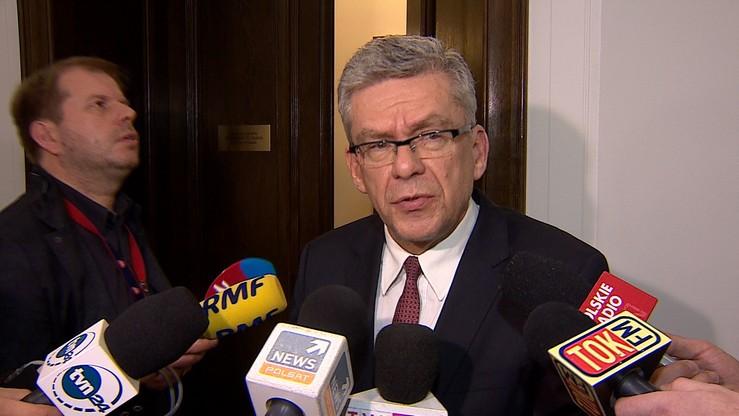 Karczewski: Senat będzie izbą refleksji i zadumy