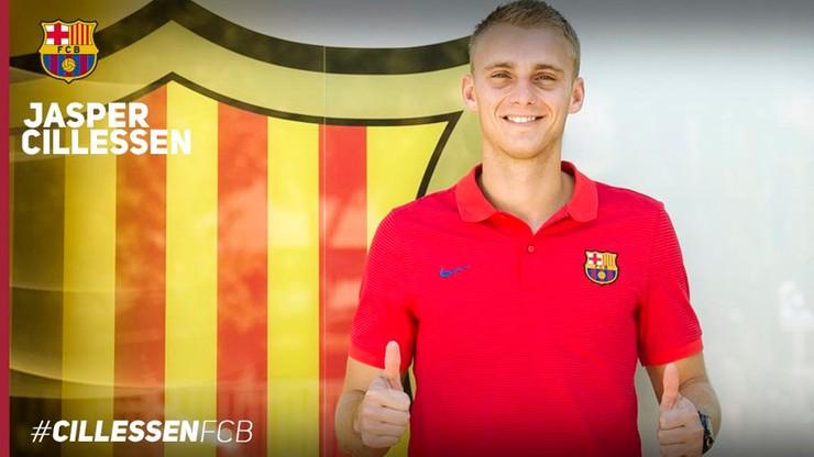 Cillessen nowym bramkarzem Barcelony