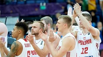 2017-11-23 El. MŚ koszykarzy: Polacy rozpoczynają długą drogę do Chin
