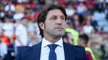 2017-10-18 Serie A: Rastelli zwolniony, Lopez po raz drugi trenerem Cagliari