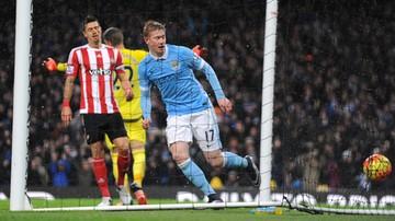 2015-11-28 Premier League: 23 gole w pięciu meczach! Manchester City liderem, Boruc poza kadrą