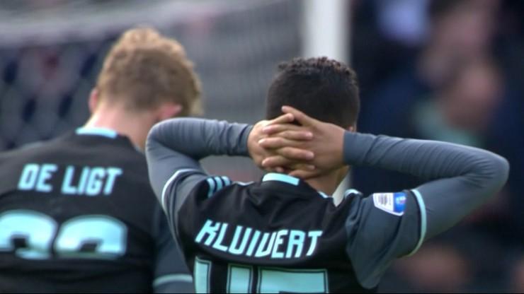 2017-04-23 PSV górą w hicie! Ajax oddalił się od mistrzostwa