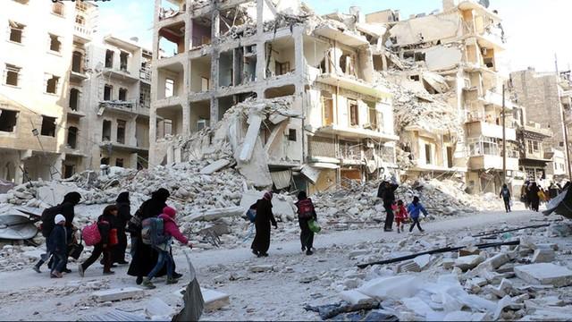 Sytuacja w Aleppo tematem szczytu Unii; w PE apel o sankcje na Rosję