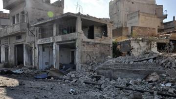 05-09-2016 17:11 Syria: zamachy bombowe na obszarach kontrolowanych przez rząd
