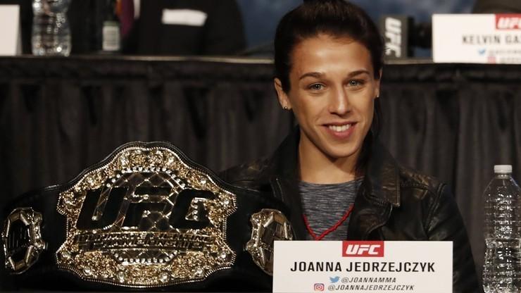 UFC 213: Test ciążowy przeszkodził Jędrzejczyk walczyć z Shevchenko