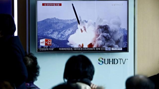 Yonhap: Korea Płn. rozmieściła na wsch. wyrzutnie rakiet balistycznych