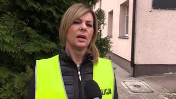 Ktoś ponacinał drzewa ministra Szyszki