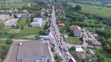 18-06-2016 13:01 Protest celników: trwają rozmowy, a kolejki na granicach rosną