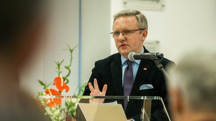 """""""Polska chce być mostem między UE i NATO"""" – Szczerski w Brukseli"""