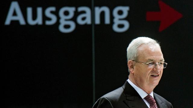 Szef Volkswagena podał się do dymisji