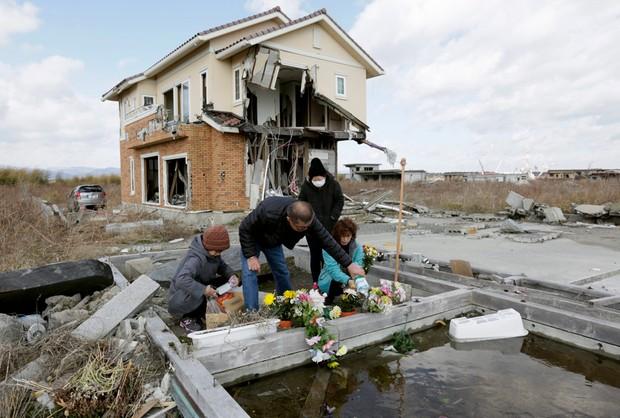 Japonia: czwarta rocznica tsunami i katastrofy w Fukushimie