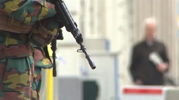 20-04-2016 15:17 Podejrzany o ataki w Brukseli usłyszał zarzuty ws. Paryża
