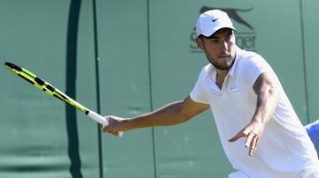2017-11-13 Ranking ATP: Awans Janowicza, Majchrzak po raz pierwszy w 200