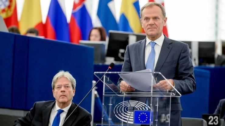 Tusk: w 48 godzin od notyfikacji przedstawię wytyczne ws. Brexitu
