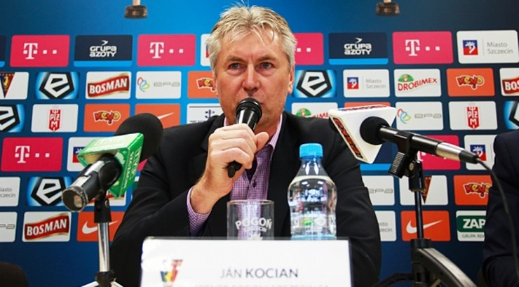 Szósta zmiana trenera w T-Mobile Ekstraklasie