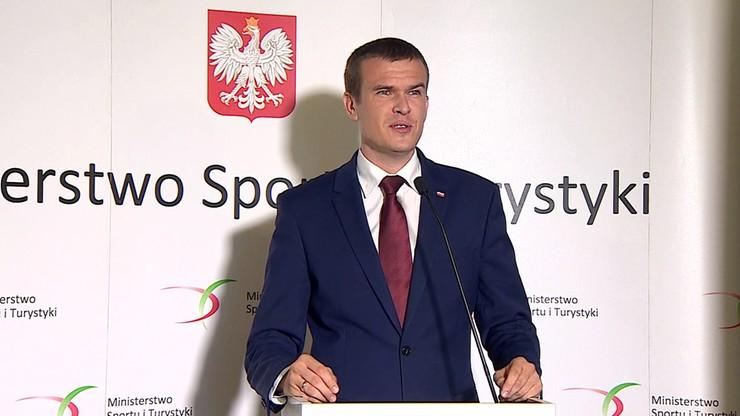 Minister podsumowuje igrzyska: potrzebne są zmiany w polskim sporcie