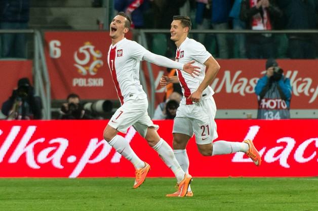 Tylko remis. Polska - Szwajcaria 2:2