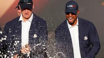 2016-10-08 Tiger Woods wraca do gry po ponad roku przerwy