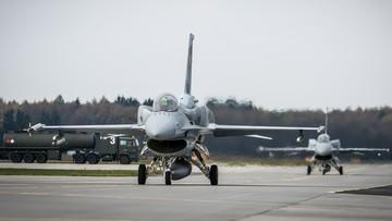 15-06-2016 15:40 Macierewicz: mam nadzieję, że polskie F-16 polecą na Bliski Wschód przed szczytem NATO