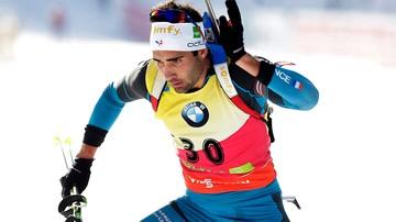 2016-12-09 PŚ w biathlonie: Zwycięstwo Fourcade'a w sprincie w Pokljuce