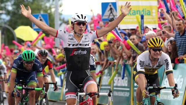Tour de Pologne – Bonifazio wygrał w Nowym Sączu