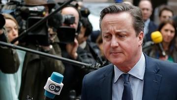 18-02-2016 22:59 Cameron podbija stawkę w negocjacjach członkostwa Wielkiej Brytanii w UE
