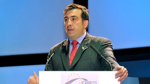 Saakaszwili: generał z Gruzji komendantem milicji w Odessie