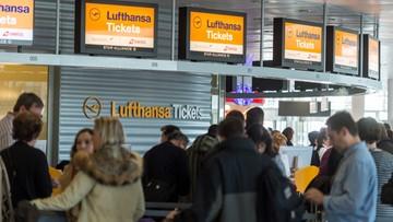 13-11-2015 10:40 Ostatni dzień strajku w Lufthansie. Bilans: utrudnienia dla pół miliona pasażerów