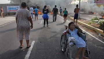 30-04-2016 16:19 Wenezueli już nie stać na dodruk własnych pieniędzy