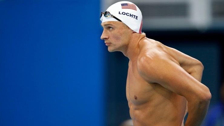 Lochte wraca do pływania po długim zawieszeniu