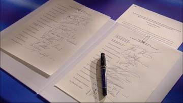 25-03-2017 11:27 Deklaracja Rzymska podpisana przez przywódców 27 państw Unii Europejskiej