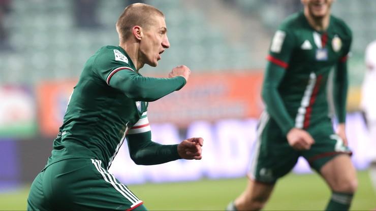 Śląsk dzieli się punktami z Pogonią. Celeban niczym Ibrahimović!