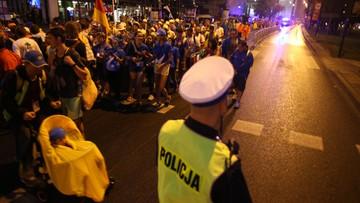 29-07-2016 12:22 Policjanci z Krakowa wzięli szefa ochrony prezydenta Panamy za potencjalnego napastnika