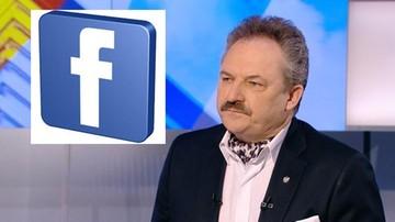01-11-2016 22:37 Facebook zablokował konto Jakubiaka. Zobacz dlaczego