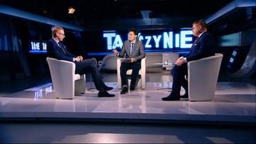 """20-01-2017 23:01 """"Wprowadzenie atmosfery zastraszania"""" - w """"Tak czy Nie""""o publikacji wizerunku demonstrujących przed Sejmem"""