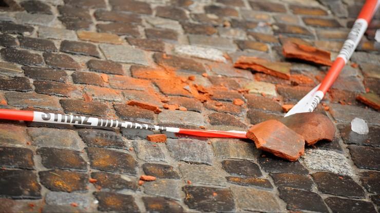 Tragedia podczas interwencji Straży Miejskiej w Krakowie. Mężczyzna nie żyje