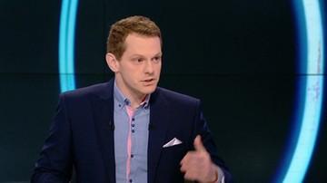 Samobójstwa dzieci - Wojciech Eichelberger w programie Tło. Polsat News, godz. 21:00