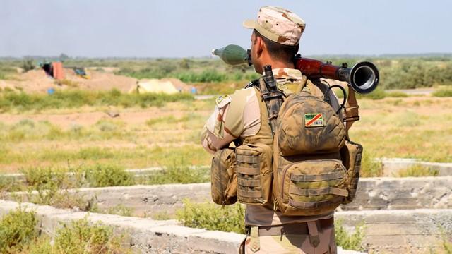 Irak: Trwa ofensywa sił rządowych przeciw IS w rejonie okupowanej Faludży