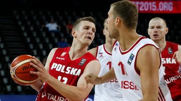 2015-09-08 Eurobasket: Waczyński i Slaughter blisko najlepszych
