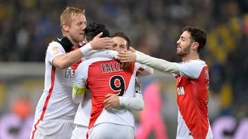 2017-01-15 AS Monaco z Glikiem w składzie rozgromiło Olympique Marsylia