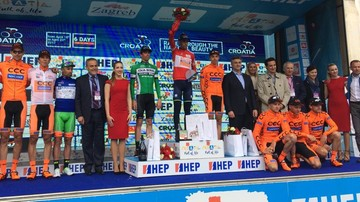 2017-04-23 Hirt na podium Tour of Croatia
