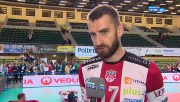 2016-09-25 Możdżonek: Mamy skład na mistrzostwo Polski i Final Four Ligi Mistrzów