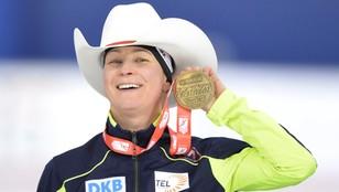 PŚ w łyżwiarstwie szybkim - kolejne zwycięstwo 45-letniej Pechstein