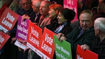 18-04-2016 10:22 Zbiednieje każde gospodarstwo w kraju. Brytyjski departament skarbu ostrzega przed opuszczeniem Unii