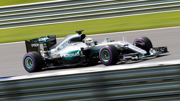GP Austrii: Wygrana Hamiltona w kwalifikacjach
