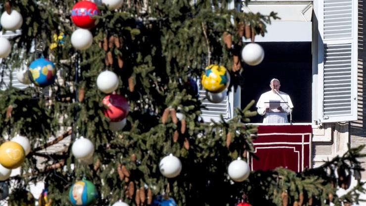 Franciszek odwiedził Benedykta XVI i złożył mu życzenia świąteczne
