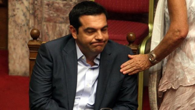 Grecja: parlament zaakceptował kolejny plan pomocowy